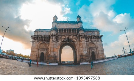 Gateway of India, Mumbai #1095497588