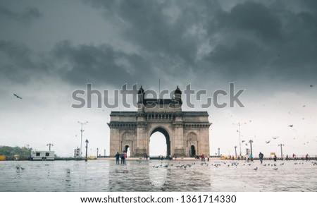 Gateway of India, Mumbai, India #1361714330