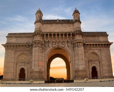 Gateway of India, Mumbai, Maharashtra, India