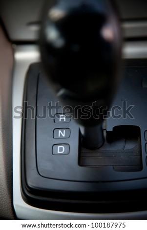 Gear auto position N neutral