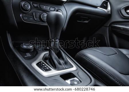 Gear box in the car, Transmission #680228746
