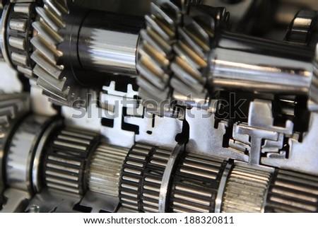 gear of car parts