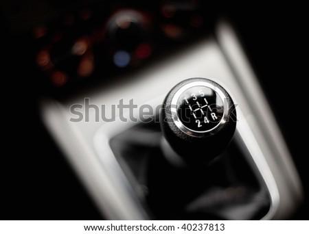 gear stick #40237813