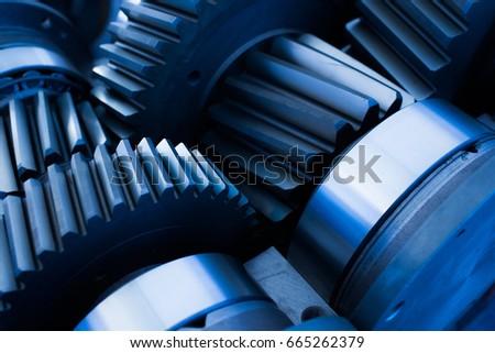 Gear transmission #665262379