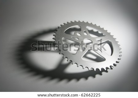 Gear Wheel with Shadow