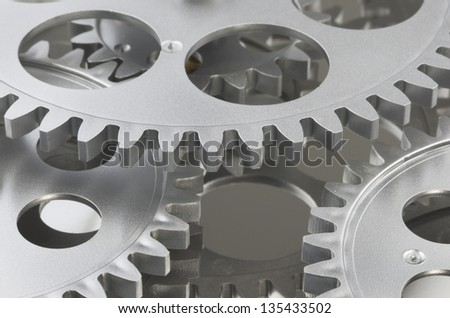 Gears Close-up