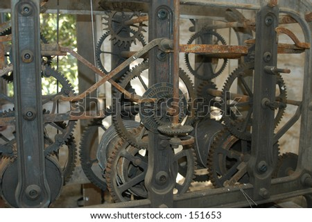 gears of a clock #151653
