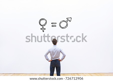 'men and women are equal' discuss What are the differences between men and women man and woman represent two forms of divine energy they are the male and female elements of a single soul.