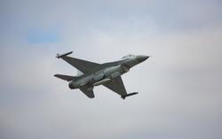 General Dynamics F16 Fighter
