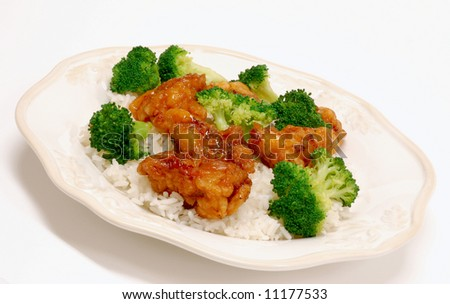 Chinese Food Chicken And Broccoli Chicken Broccoli Chinese