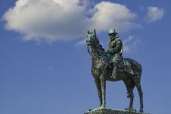 General Ulysses S.Grant and Cincinnati Memorial in Washington DC.