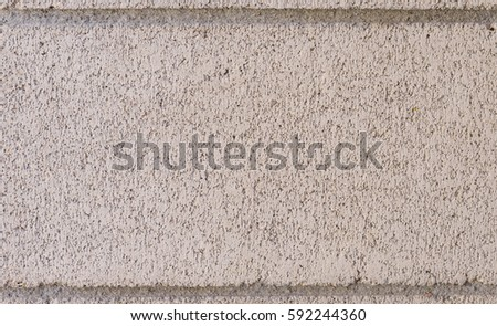 Generic brick from a wall that can be colored and used for background or textures #592244360