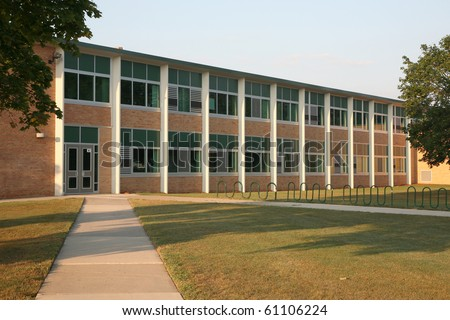 Generic school building