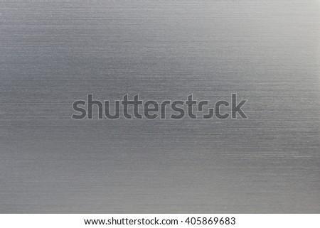 Genuine metal texture