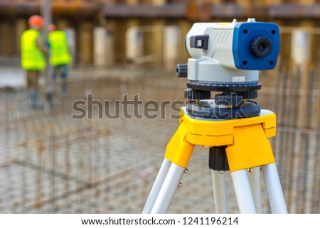 Geodesy. Geodetic works. the establishment of boundaries of land. Engineering and geodetic surveys. Topographical survey. Geodesic brigades. geodetic works on the construction site