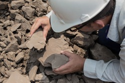 Geologiat suvey rocks