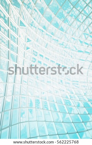 Geometric abstract architecture details #562225768
