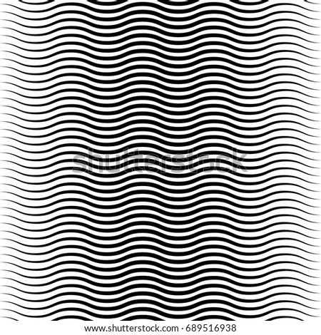 Geometric black and white texture. Mesh, grid pattern of lines