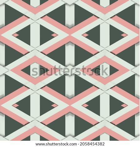 Geometric ethnic oriental seamless pattern traditional Design for  background,carpet,wallpaper,clothing,wrappin,clothing,batik,fabric