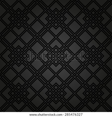 Geometric fine abstract  pattern with black diagonal lines. Seamless modern texture for wallpapers and backgrounds