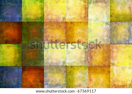 Stock Photo geometric grunge background
