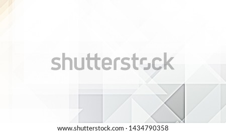 Geometric multicolored intersecting lines. Graphic illustration of digital technology. Abstract background.  #1434790358