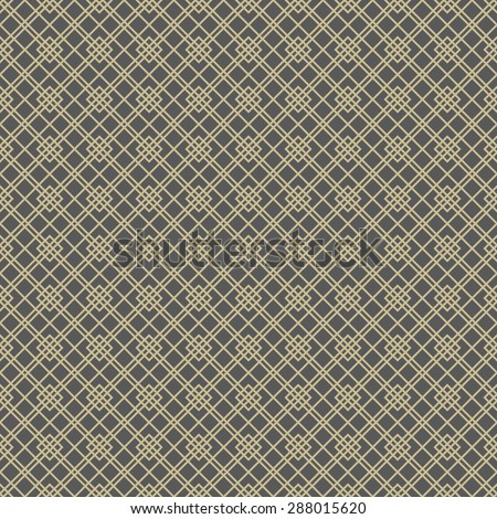 Geometric pattern. Seamless  background. Abstract texture for wallpapers. Repeating geometric lines lines.