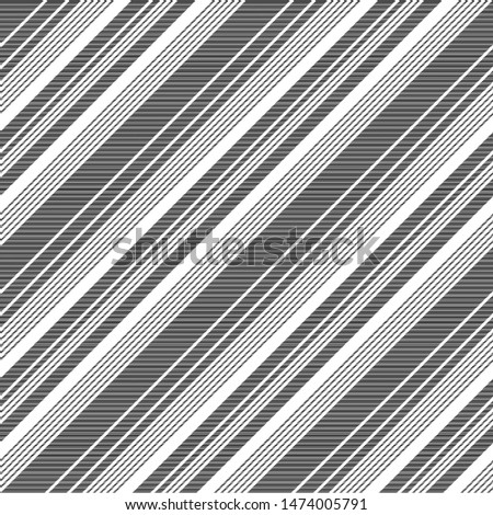Geometric stripes background. Stripe pattern. Seamless striped fabric texture.