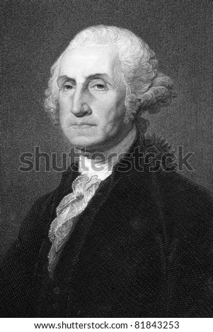 george washington  1731 1799 ....
