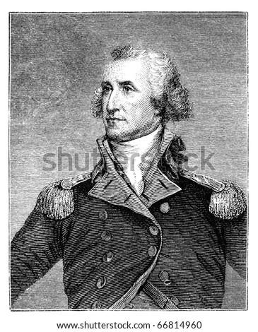 george washington. engraved...