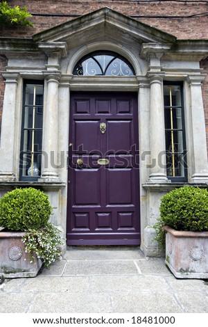 1000+ ideas about Purple Front Doors on Pinterest | Front ...