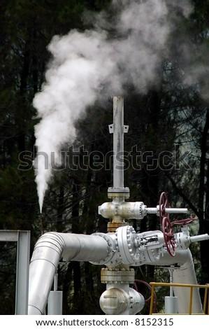 geothermal energy in kamojang west java indonesia