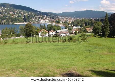 Gerardmer - The Vosges, France