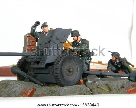 german artillery of world war 2