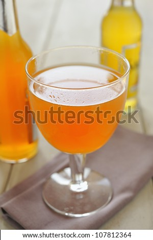 German grapefruit beer