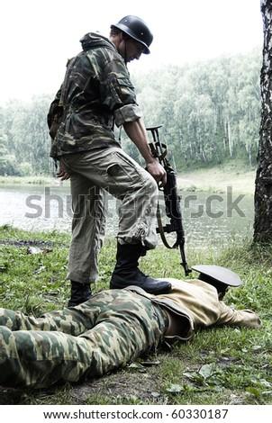 Killing Soldier