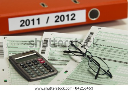 german tax for 2011 and 2012
