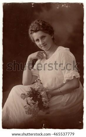 germany   circa 1920s  vintage...