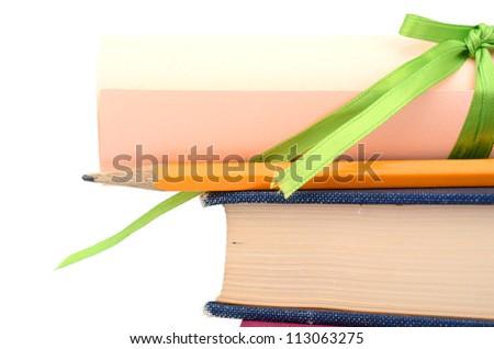 Getting a degree in school
