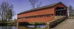 Gettysburg PA Covered Bridge