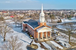 Gettysburg Pennsylvania in Adams County