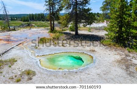 geyser unng cgg 6. upper geyser ...