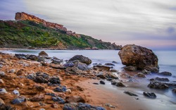 Ghajn Tuffieha; one of Malta's most well-known panoramic locations in all its spleandour