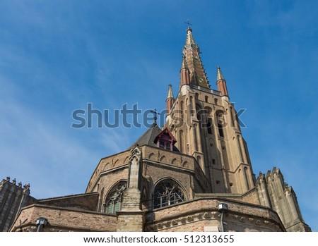 Ghent (Gent) cathedral, Belgium #512313655