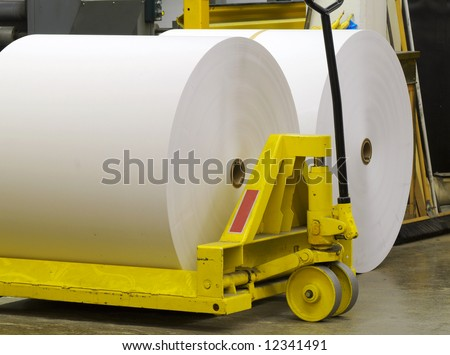 stock-photo-giant-paper-rolls-waiting-to