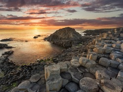 Giant's Causeway, Antrim, Northern Ireland