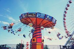Giant Swing in summer