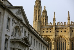 Gibbs Building & King's College