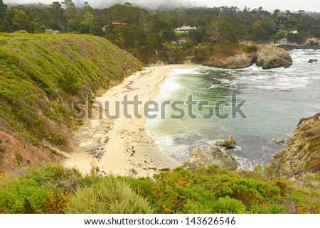 Gibson Beach, Point Lobos - Carmel, CA