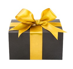 Gift black box